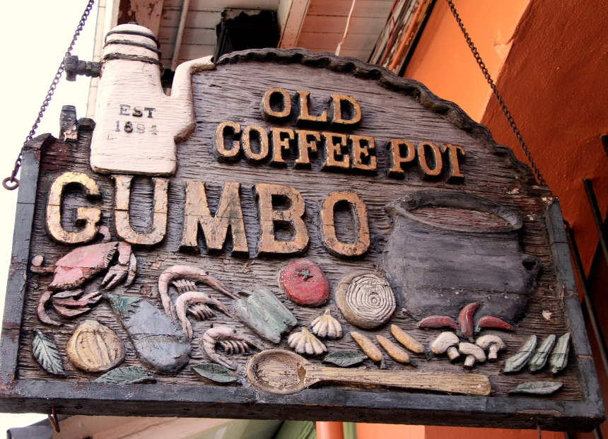 Don't miss gumbo at this traditional joint