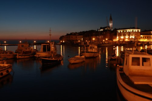 Rovinj is a good base to explore Istria
