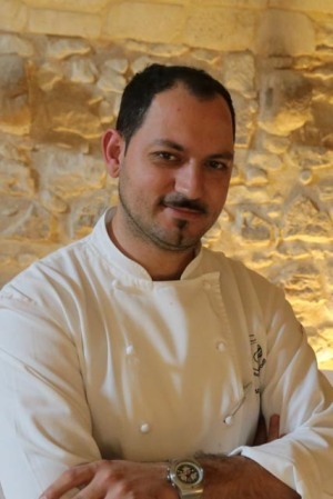 Executive Chef Vincenzo Candiano