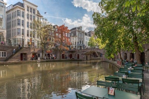 Utrecht canals