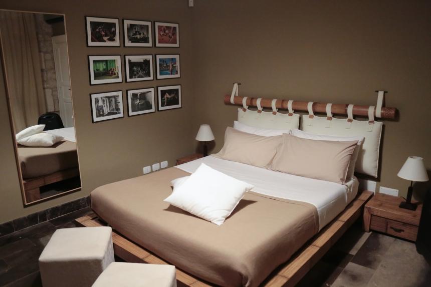 Villa Cappuccina room