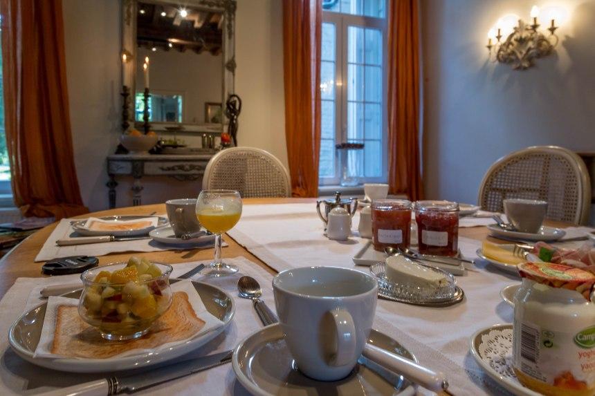 Breakfast at Dappersfield