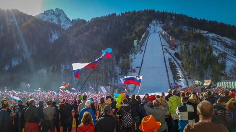 Planica Ski World Cup Finals