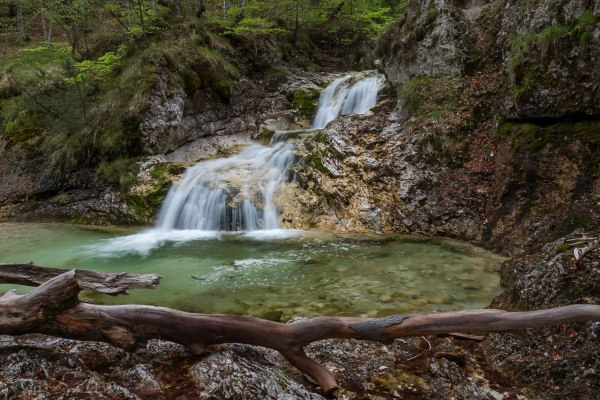Zapotok waterfalls