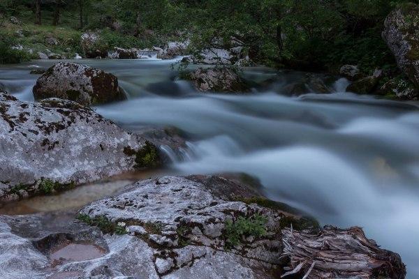 Silky Soca river