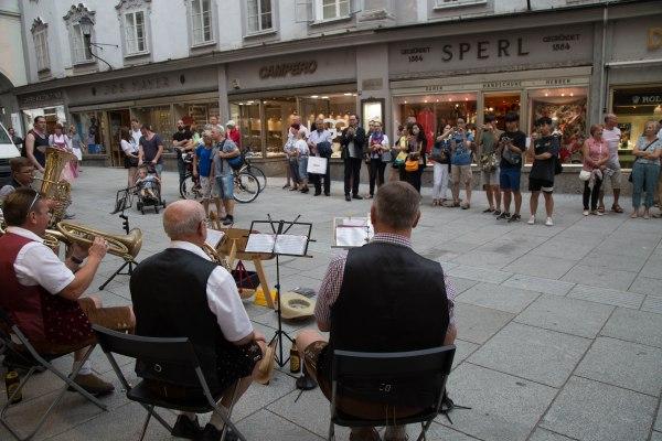Salzburg Street Musicians