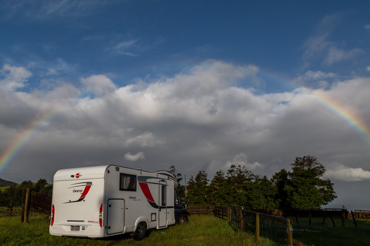 Things to look for in a motorhome in New Zealand