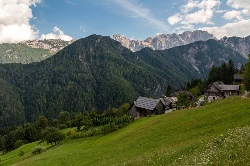 Logarska valley, Slovenia