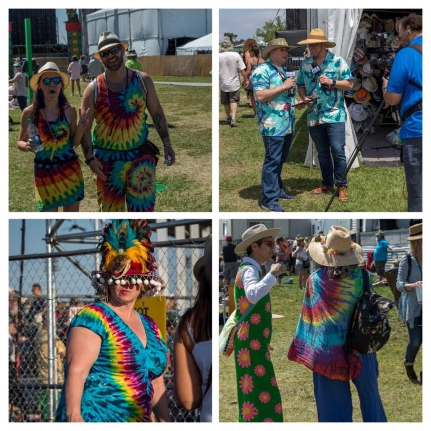 Jazz Fest costumes