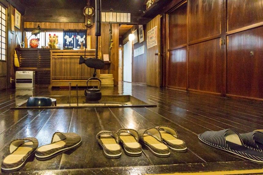 Tajimaya Inn, Magome