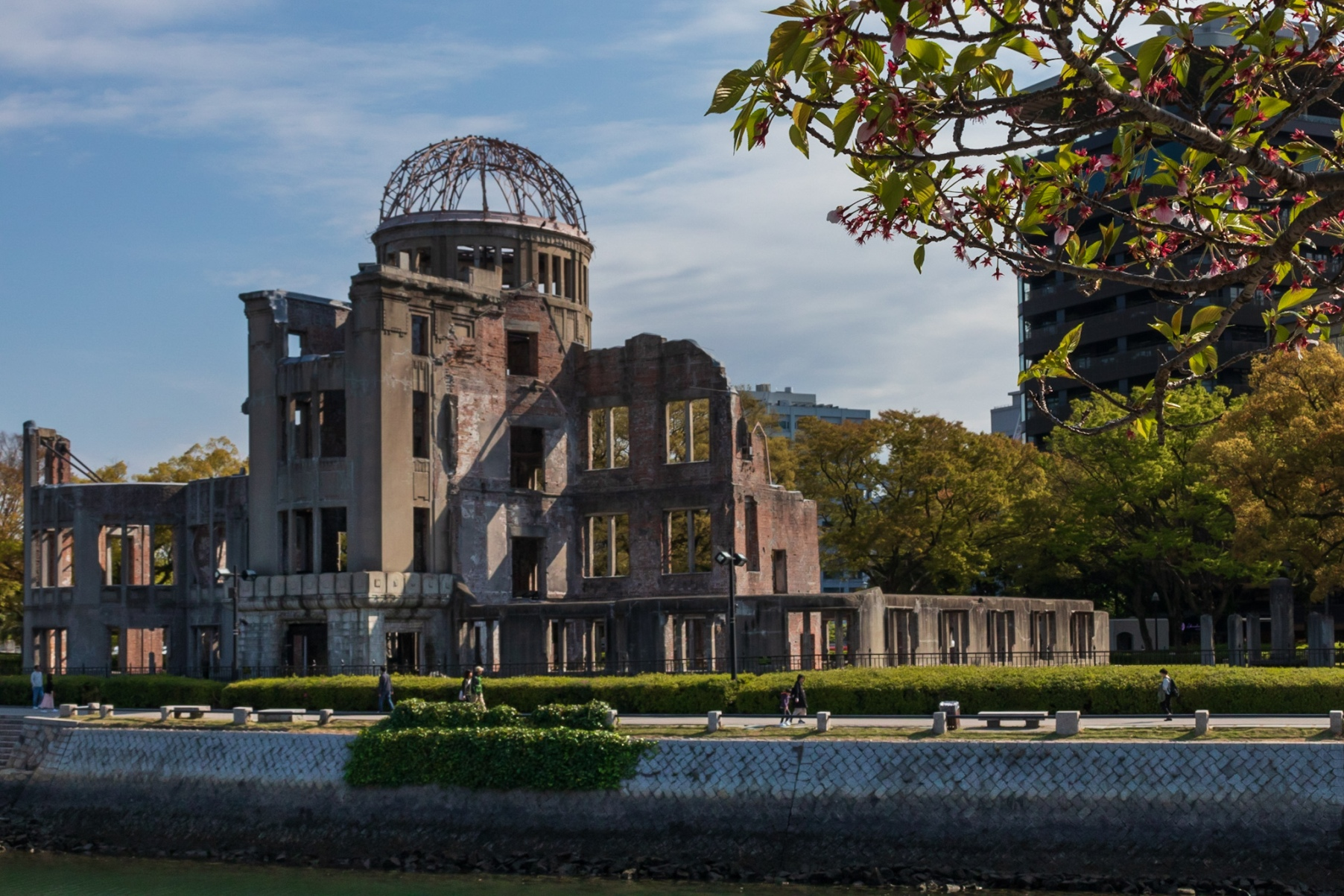 Atomic Bomb Dome in Hiroshima